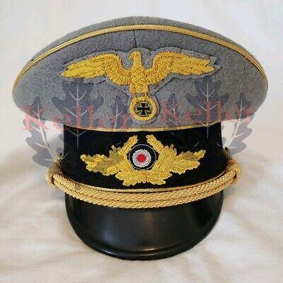 WW2 German Diplomatic Ambassador Government Generals Officers Visor Hat Cap ](Ww2 German Hats)