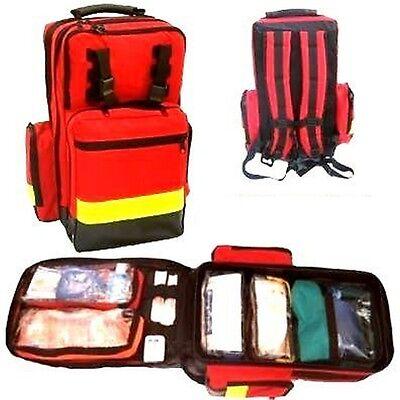 Notfallrucksack M leer SE (First Responder Rettungsdienst Feuerwehr Arzt Praxis)