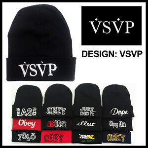 a$ap beanie  ... -VSVP-COMME-DE-FUCKDOWN-AS...