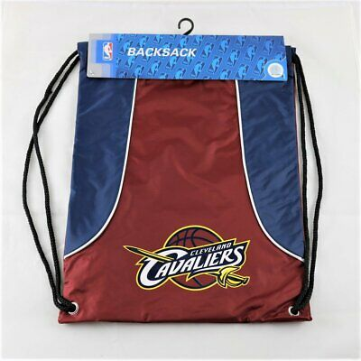 "Cleveland Cavaliers Officially Licensed NBA Back Sack 18"" x"