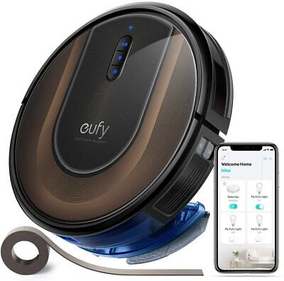 eufy RoboVac G30 Hybrid Robotic Vacuum Cleaner 2IN1 Wi-Fi Smart Mopping Sweeper