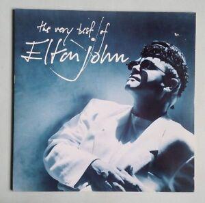 ELTON-JOHN-THE-VERY-BEST-OF-2LP-SPAIN-G-VG