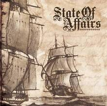 State of Affairs Split CD (The Amity Affliction et al.) [2004] Adelaide Region Preview