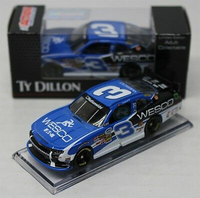 Lionel 2014 Ty Dillon   3 Wesco Camaro Rcr 1 64 Car Welcome International Buyers