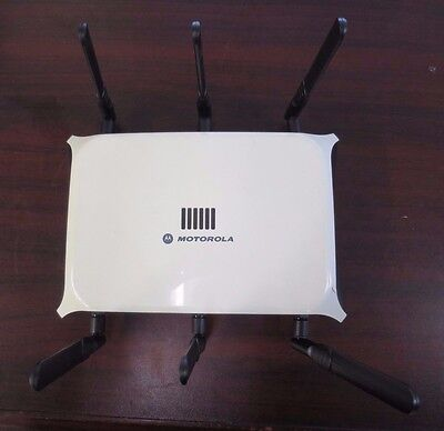 Motorola AP-7131-66000-D-WR Dual Radio 802.11n Wireless Access Point w/ Antennas