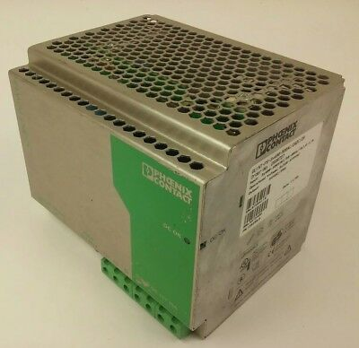 Phoenix Contact Power Supplyquint-ps-3x400-500ac24vdc20 2938727