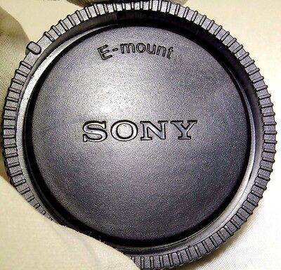 Rear lens cap for Sony NEX ILCE E mount series 18-55mm 16mm 50