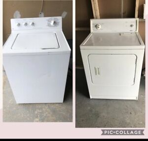 Can deliver Perfect working Laundry : Kenmore DRyer set