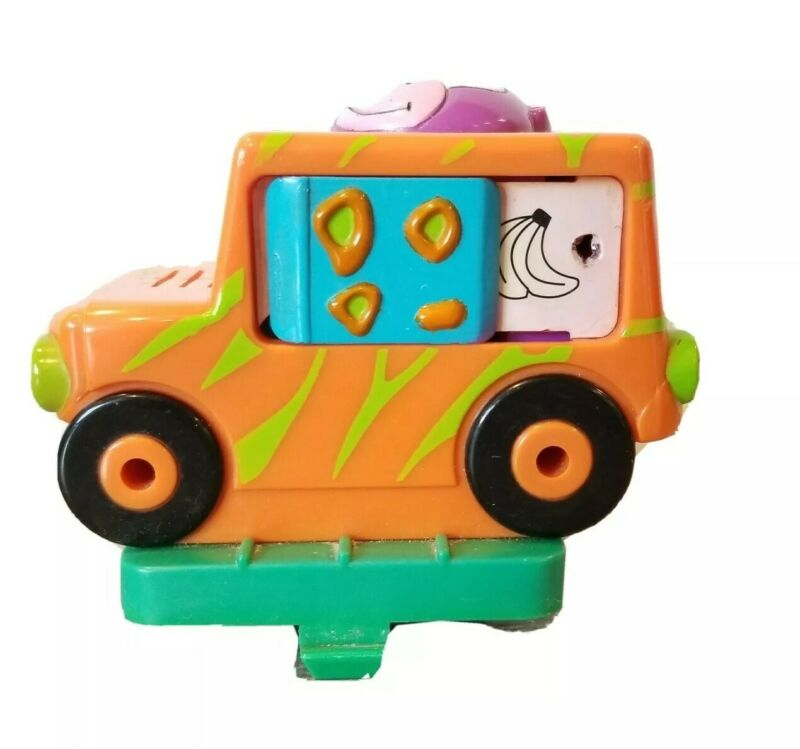 Evenflo Exersaucer Mega Jungle Safari Bus Replacement Toy