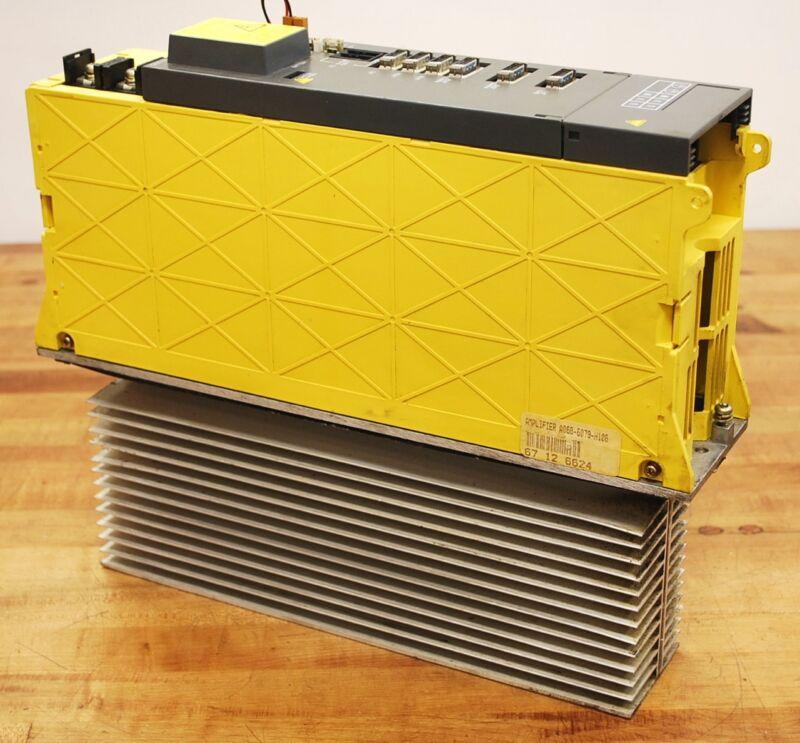 Fanuc A06b-6079-h106 Servo Amplifier - Used