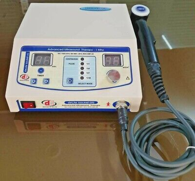 Ultrasound Therapy Ultrasonic Therapy Machine For Pain Relief 1mhz Electroterapy