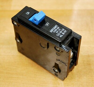 Bryant Br115 1pole 15amp Circuit Breakers - Used