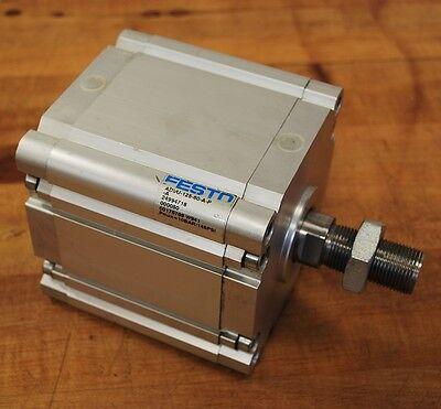 Festo Advu-125-60-a-p-a Compact Cylinder - Used