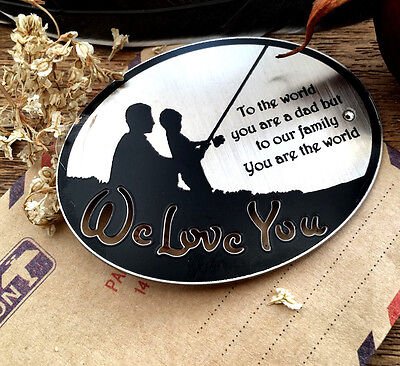 Gifts for Him mens Husband Daddy Christmas Presents Dad Love Father Xmas ()