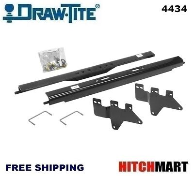 UNDER BED MOUNTING RAIL KIT FOR UNDER / ABOVE-BED GOOSENECK TRAILER HITCH 4434