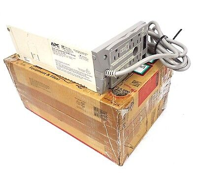 New American Power Conversion Apc Br500 Battery Backup 300W 500Va 120V