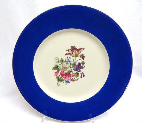 Schlaggenwald Czech Porcelain Dinner Plate rb
