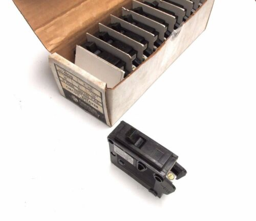 * NIB American Switch Circuit Breakers 50A, 1P Cat# C-150 (Box of 10) ... UR-43
