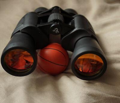 Excellent OPTUS Zoom Binoculars  8-24x50 Sehfeld 78m bei 8x