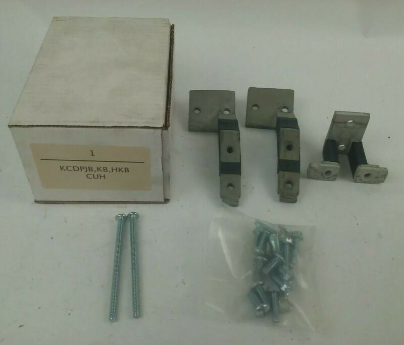 CUTLER HAMMER TYPE  KCDPJB , KB , HKB CIRCUIT BREAKER MOUNTING HARDWARE KIT