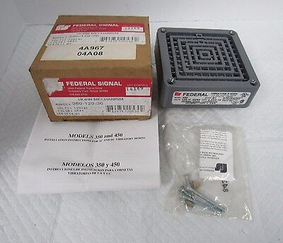 Federal Signal Horn Mechanism 350-120-30