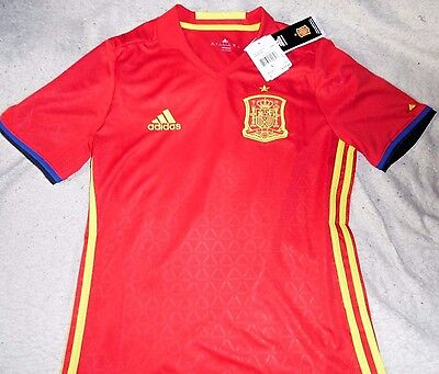 SPAIN NATIONAL TEAM EMBROIDERED