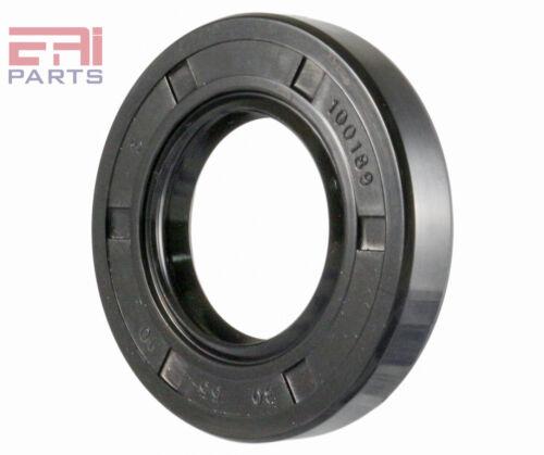 EAI Metric Oil Shaft Seal 30X55X10mm Dust Grease Seal TC Double Lip w/ Spring