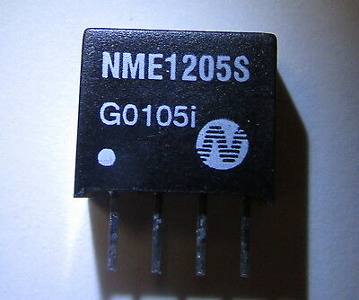 Nme1205s Murata Dc-dc Converter Isolated