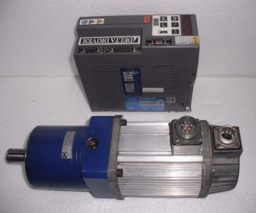 Iis Dsd-8.5/eai Delta Driver Motor Dbm-500/30r Alpha Lp 090-m01-10-111-000 Gear