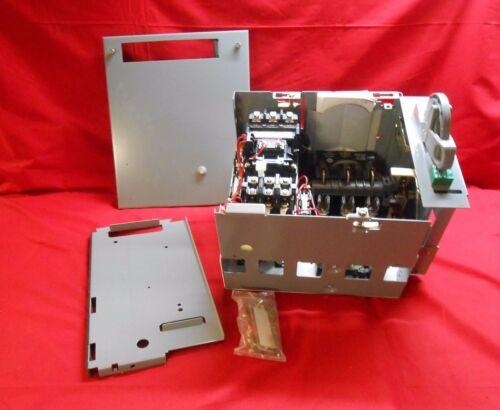 ALLEN-BRADLEY MOTOR CONTROL CENTER UNIT W/ SZ 2 STARTER FUSED MCC 509-COD NEW