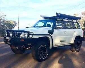2012 Nissan Patrol Wagon with amazing extras Bruce Belconnen Area Preview