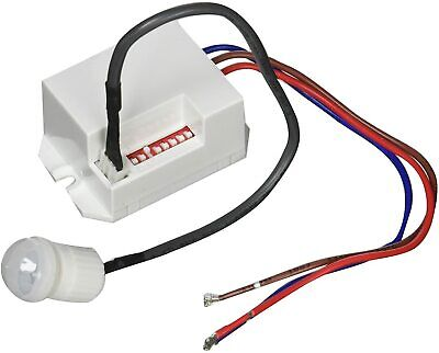 Detector de movimiento IR 'empotrable mini'