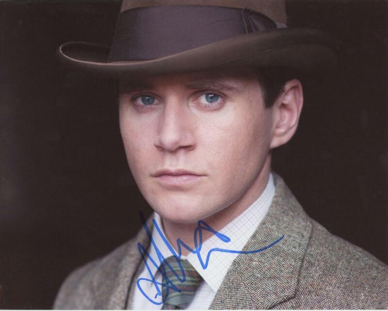 """Allen Leech """"Downton Abbey"""" AUTOGRAPH Signed 8x10 Photo"""