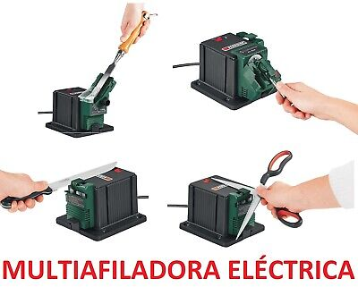 MULTIAFILADORA ELECTRICA AFILADORA MULTIPLE DE BROCAS, CUCHILLOS, TIJERAS, CINCE