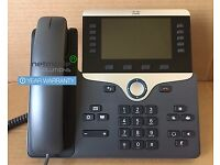 CP-8861-K9 Unified IP Endpoint VoIP Video Phone w//Stand Cisco 8800 Ser