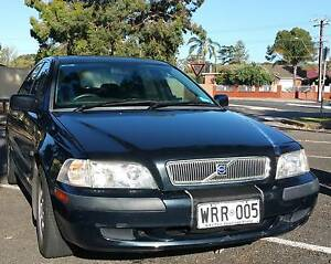 2001 Volvo S40 Sedan Felixstow Norwood Area Preview