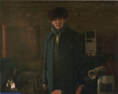 Fiona Shaw Killing Eve Autographed Signed 8x10 Photo COA EF606