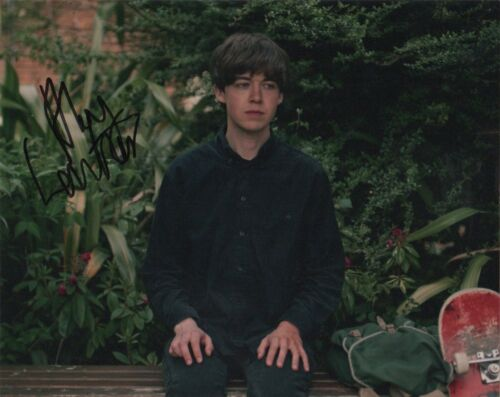 Alex Lawther It's the End of the World Autographed Signed 8x10 Photo COA E20