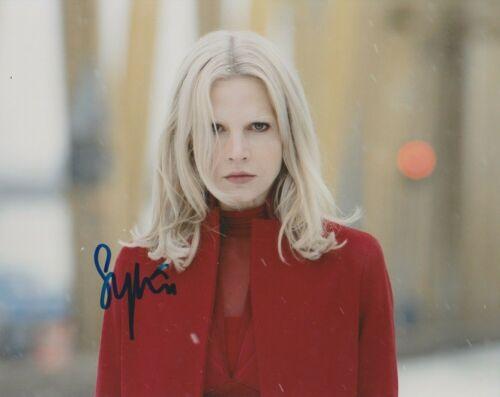 Sylvia Hoeks Spider's Web Autographed Signed 8x10 Photo COA MR312