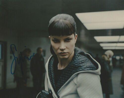 Sylvia Hoeks Blade Runner Autographed Signed 8x10 Photo COA MR310