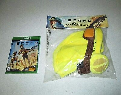 ReCore Best Buy Bundle Game,Skin,Hat,DLC XBOX One Unopened