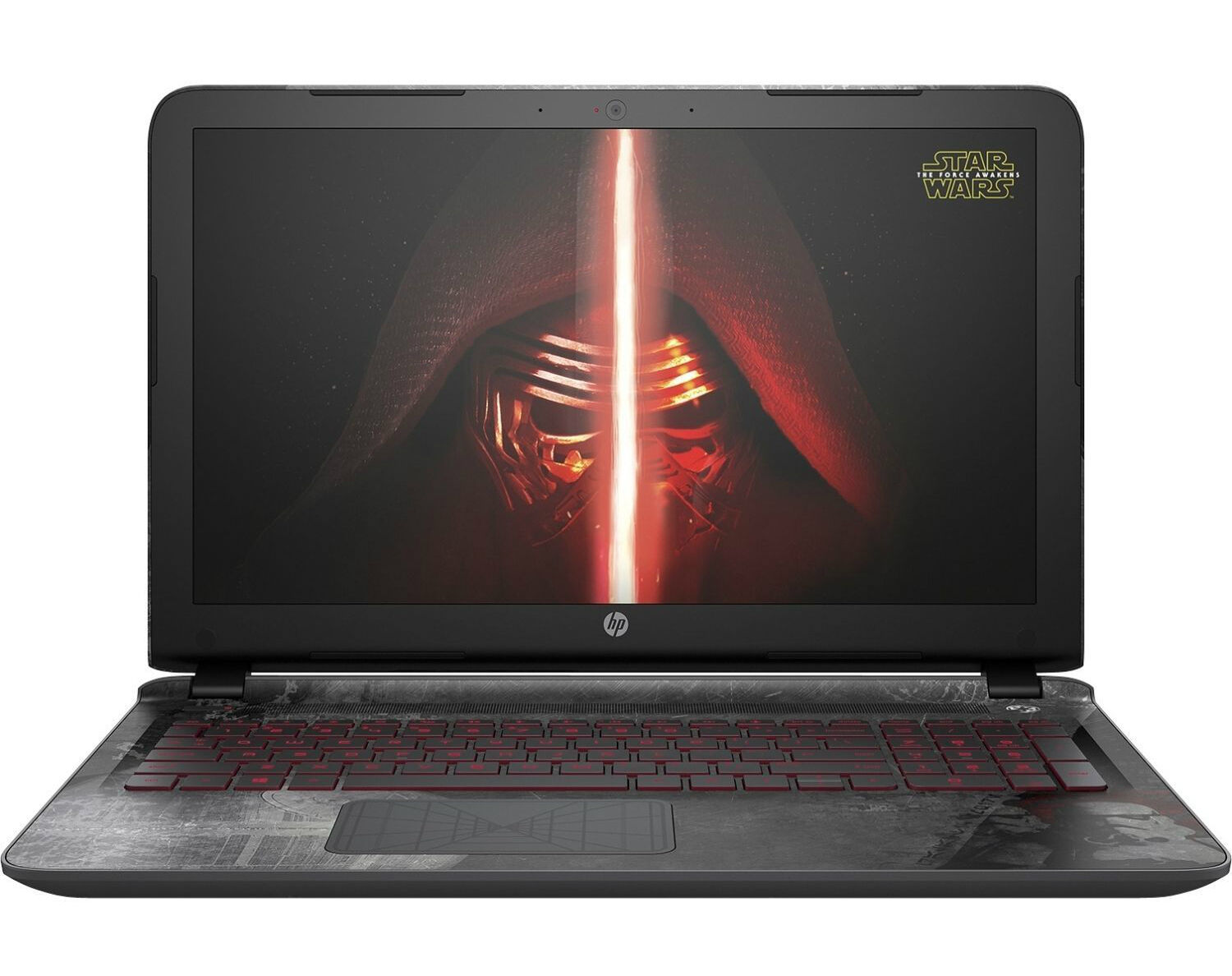 HP Star Wars Special Edition 15.6 Notebook