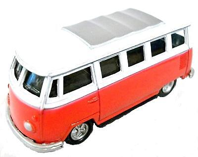 Volkswagon Painted Bus Die Cast Metal Collectible Pencil -