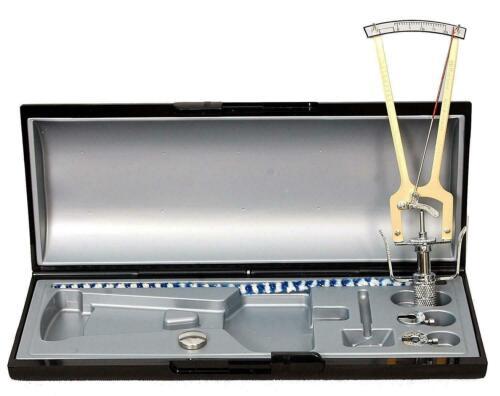Best Quality Tonometer Schiotz RIESTER Original in Black Case Free Shipping
