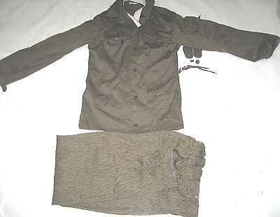 NVA Felddienst Sommer Gr. 48 Uniformen Ostalgie Museum Outdoor Effekten DDR FDJ