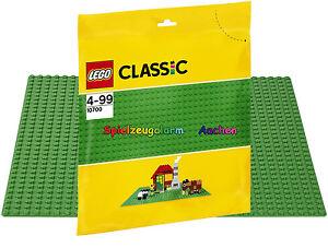 LEGO 10700 Classic grüne  Grundplatte X-Large green Baseplate NEU 2015