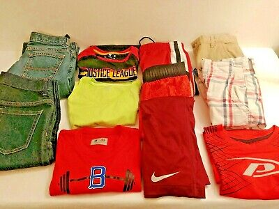 11 pc boys size 14 American Eagle Nike champion Highland Outfitters Old Navy lot Old Navy Outfitters