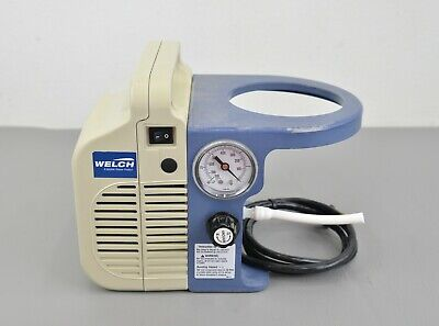 Welch 2511 Dry Vacuum Pumpcompressor 24475 C43