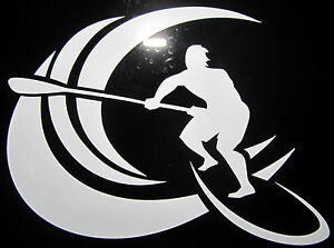 Stand-up-paddle-board-Vinyl-decal-sticker-waterproof-surf-surfing