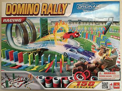 Domino Rally Racing Original Game 2011 Goliath